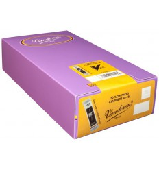 Boite de 50 anches Vandoren V•12 pour Clarinette Sib