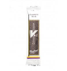 Anche à l'unité Vandoren V•12 pour Clarinette Sib