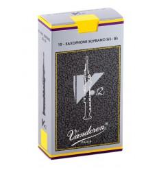Boite de 10 anches Vandoren V•12 pour Saxophone Soprano